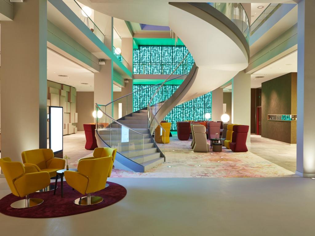 Steigenberger Hotel Am Kanzleramt