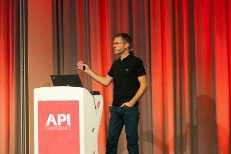 Zwei Konferenz-Tage auf der API Conference in London