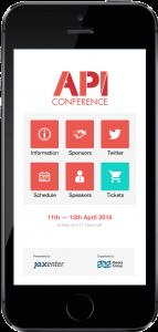API Conference App